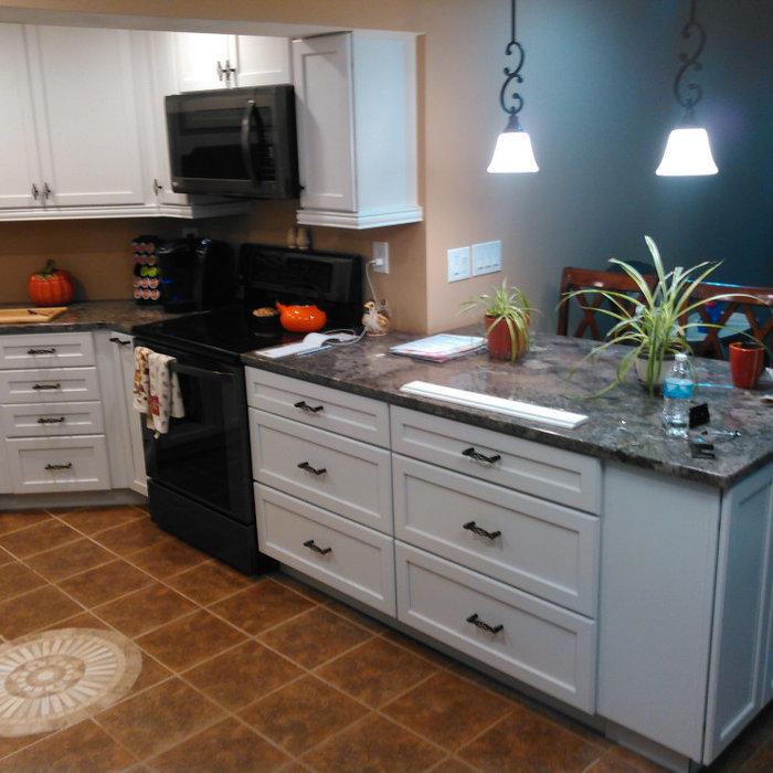 Small Basement Kitchen