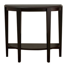 Contemporary Hall Table contemporary console tables | houzz