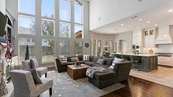 Interior Design + Kitchen Remodel