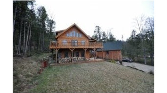 ENORMOUS PRICE REDUCTION on Log Home