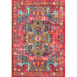 Mediterranean Area Rugs by nuLOOM