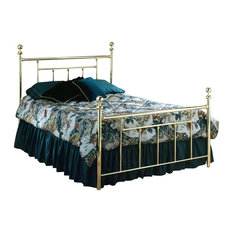 Chelsea Bed Set, Queen, With Rails