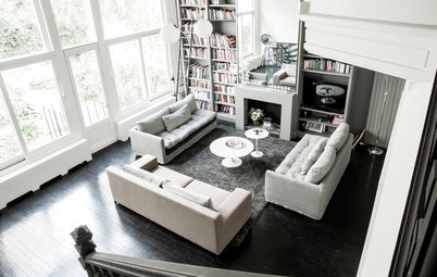 Houzz Tour: A Touch of London for a Grand Parisian Home