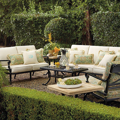 Great Traditional Patio Furniture And Outdoor Furniture by FRONTGATE