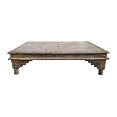 Consigned Takhat Coffee Table