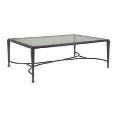 Sangiovese Large Rectangular Cocktail St. Laurent Finish by Artistica Home