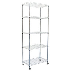 Contemporary Utility Shelves by Mind Reader LLC