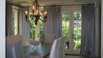 Living room/ Dining Room Draperies