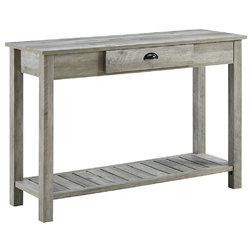 Transitional Console Tables by Walker Edison Furniture Company