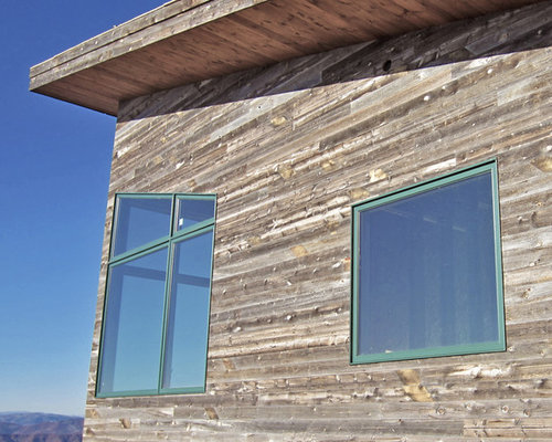 Types of Reclaimed Wood for Exterior Siding