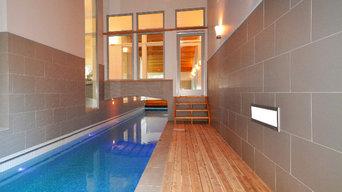 Residential Custom Pool