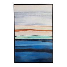 Framed Art, Abstract #34