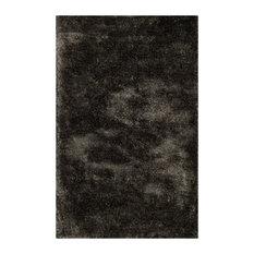 Safavieh Florenteen  Shag Rug, Charcoal, 5'x8'