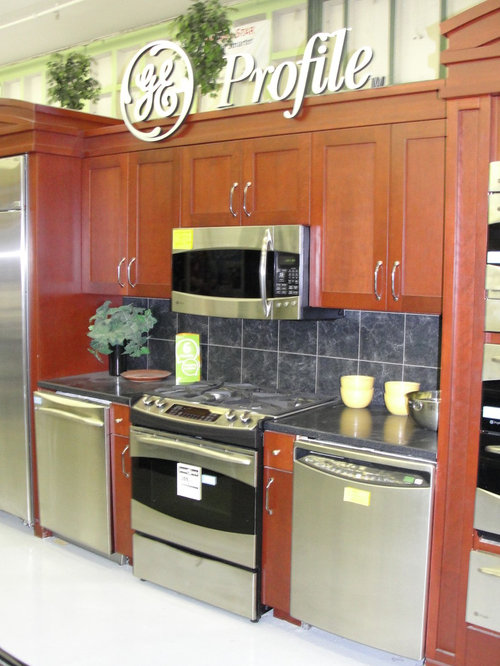 Appliance Kitchen Suites