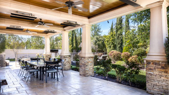Outdoor AV and Automation