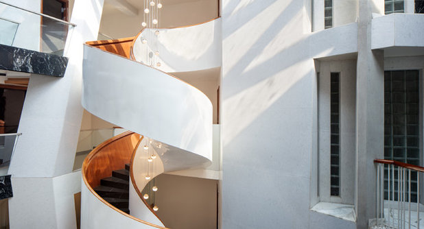 Contemporary  by Anagram Architects