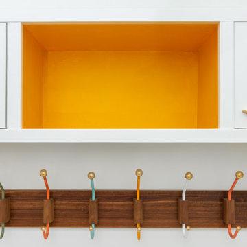 Fenton Midcentury Modern Inspired New Build Home