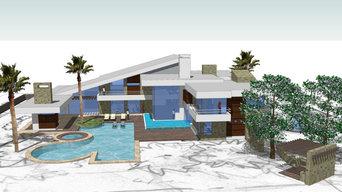 Residence in Miami, Florida