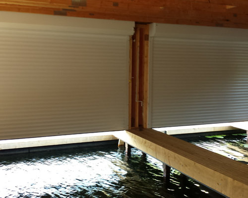 Save & Boathouse Roll Up Doors