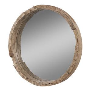 Capital Lighting Mirrors Decorative Mirror 723501MM - Natural Wood
