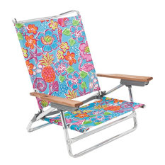Rio Brands-Chairs 5-Pos Design Beach Chair SC590-703