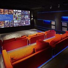 Your bespoke, luxury, Home Cinema Room