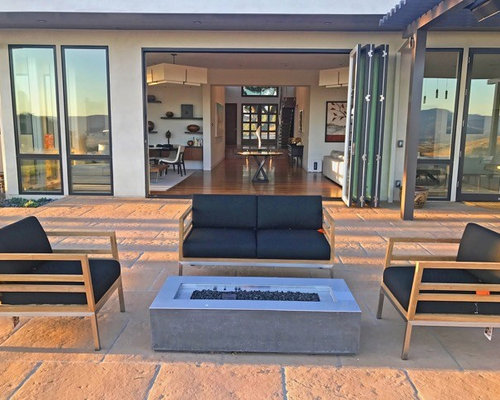 KB Patio (Naples, FL) Contemporary Outdoor Furniture Installation Southern  CA