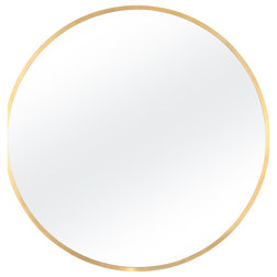 Midcentury Bathroom Mirrors by Houzz