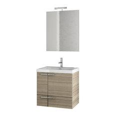 """23"""" Larch Canapa Bathroom Vanity Set"""