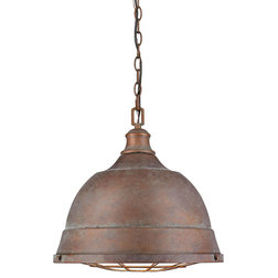 Industrial Pendant Lighting by Golden Lighting