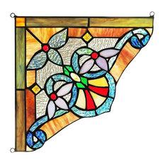 Anelisa Tiffany Window Panel