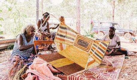 Australia: El diseño aborigen sienta las bases de una nueva creatividad