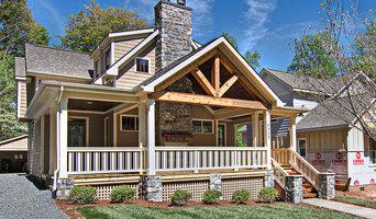 rustic bungalow- monochromatic interior