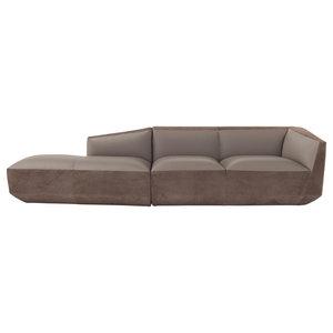 Panis Leather Sofa
