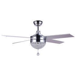 Contemporary Ceiling Fans by Bella Depot
