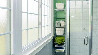 New Kent Farmhouse Bathroom Remodel