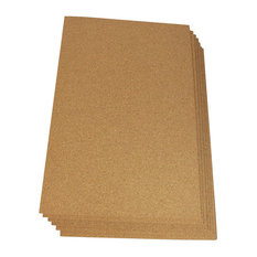 "1/8"" (3mm) 2ft x 3ft  Forna Natural Cork Underlayment for Sound Reduction 150 SF"