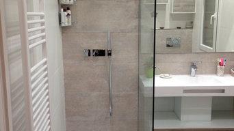 Reforma de cuarto de baño pequeño
