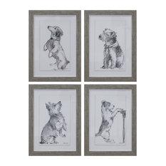 Darling Wall Frames, 4-Piece Set