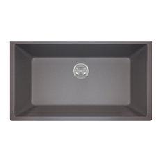 Shop Solid Surface Undermount Kitchen Sinks - Best Deals, Free ...