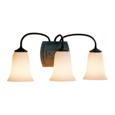 Hubbardton Forge (208023) 3 Light Simple Lines Wall Sconce