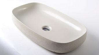 Callisto Concrete Sink