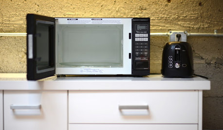 Problems with Sharp drawer microwave?