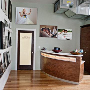 Fototails Photography Reception Area