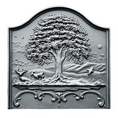 Tall Oak Fireback
