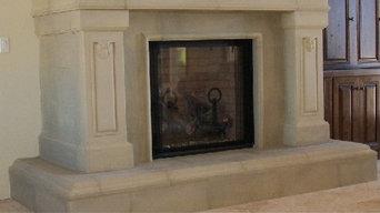 Fireplace Mantel & Surround