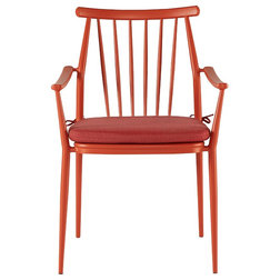 Midcentury Outdoor Dining Chairs by A.R.T. Home Furnishings