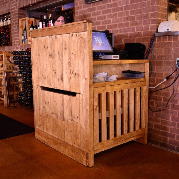 Restaurant Furniture - Wait Station