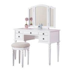 Bedroom and Makeup Vanities | Houzz