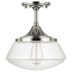 Traditional Flush-mount Ceiling Lighting by Lighting New York